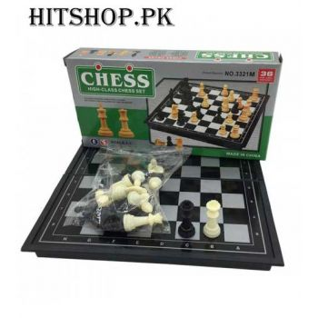 Chess High Class Pocket Magnetic Scale 1:1 Strateg